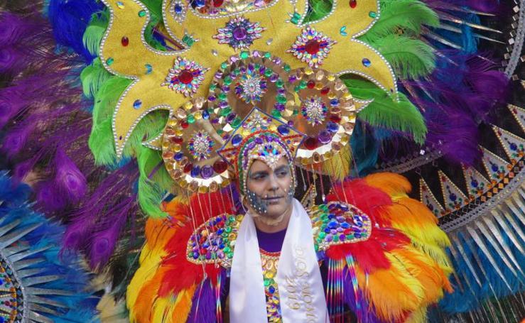 Desfile inaugural del Carnaval de Málaga 2019