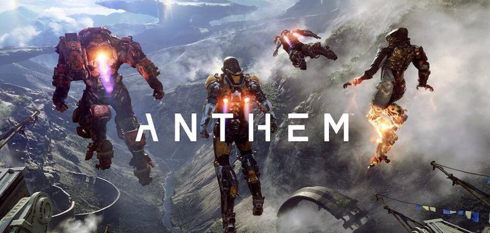 Videoanálisis del videojuego Anthem