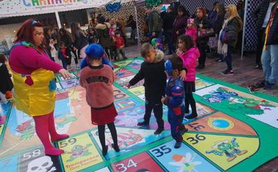 Agenda de Carnaval para niños en Málaga