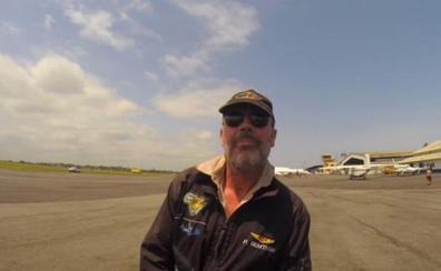 Localizan el cuerpo sin vida del piloto del autogiro que cayó al pantano de Iznájar tras explotar la aeronave