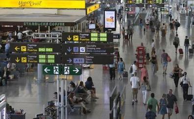 La Costa del Sol prevé un aumento del 4 % en las plazas aéreas hasta julio