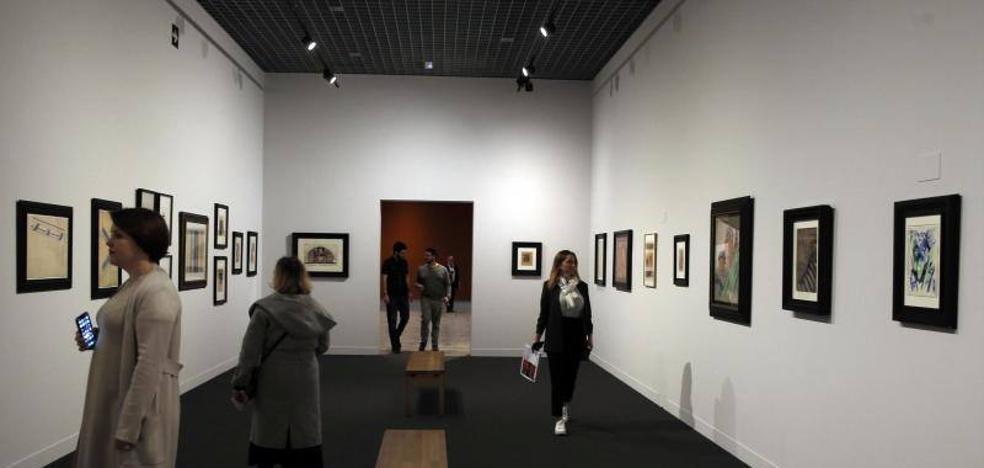 Tabacalera descubre a la coleccionista Antonina Gmurzynzka