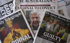 El cardenal Pell entra en prisión por pederastia
