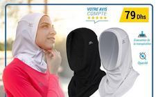 La polémica por el hiyab de Decathlon para hacer deporte