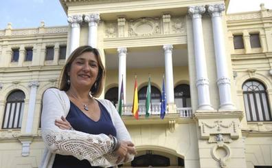 Málaga Ahora no apoya una felicitación a dos policías locales por multar a grafiteros