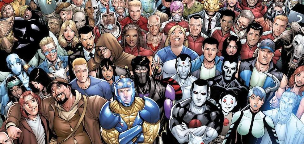 Valiant: Superhéroes más allá de Marvel y DC