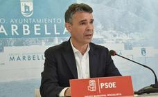 El PSOE dice que no hay ofertas para redactar el PGOU de Marbella por la «desconfianza» que genera el PP