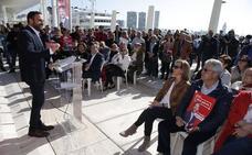 Daniel Pérez completa su candidatura para las municipales, en la que Lorena Doña pierde peso