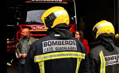 Una mujer muere en Guadalajara al explotar la chimenea de su casa