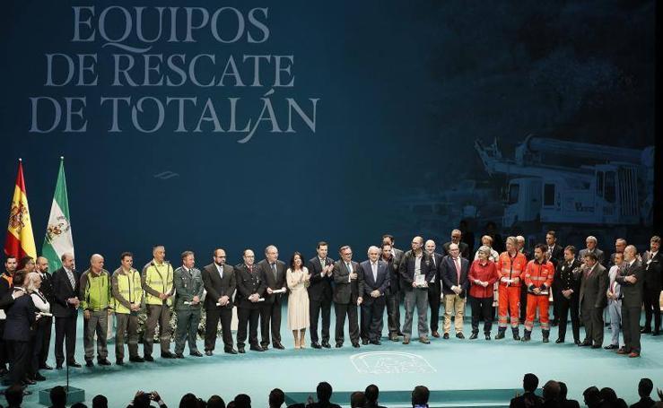 El nuevo Gobierno andaluz celebra su primer 28-F