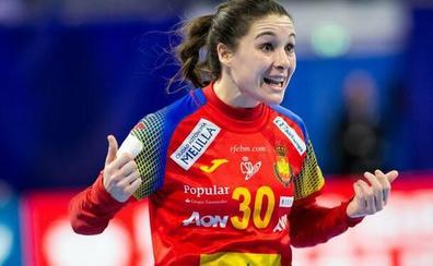 Sole López vuelve a ser citada con las 'Guerreras' cara a un torneo en Palencia
