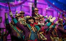 Vídeo del coro ganador del Carnaval de Cádiz 2019