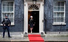 Theresa May, más cerca de su victoria