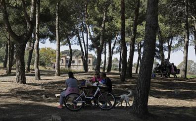 El Benítez ya es el parque de los malagueños
