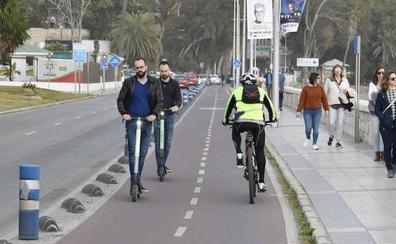 Málaga se convierte en un laboratorio de la movilidad del futuro