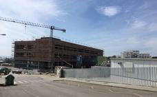 La terminación de las obras del cuarto instituto de Rincón de la Victoria se retrasa hasta junio