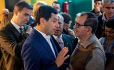 Moreno dice que no permitirá que «se pisoteen» los derechos de los andaluces en Cataluña