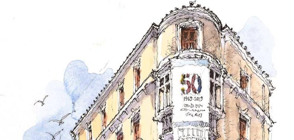 La librería palpable: 50 años de Proteo Prometeo