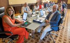 La Junta de Andalucía ha ejecutado menos del 20% de los fondos europeos del periodo 2014-2020