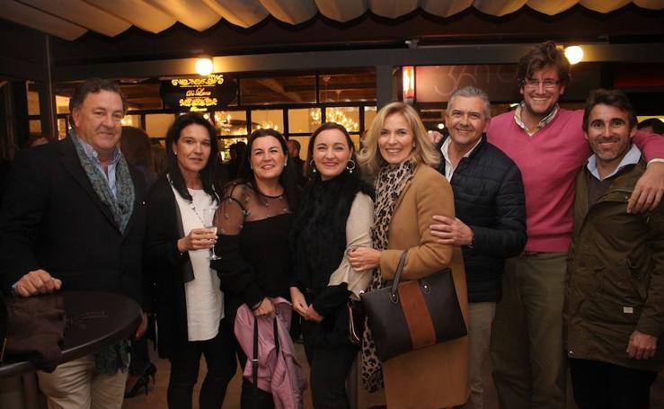 La vida social en Málaga durante la última semana (del 4 al 9 de marzo)
