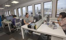 La falta de oficinas en el núcleo urbano dificulta la llegada de grandes empresas