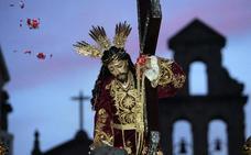 El Chiquito presidirá este viernes el vía crucis de la Agrupación en la Catedral de Málaga