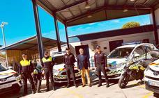 La Policía Local incorpora dos vehículos