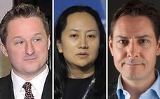 China contraataca y acusa a los reos canadienses de robar secretos de Estado