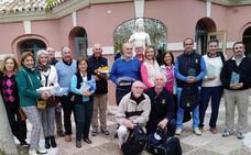 160 jugadores participan en  el Circuito Sénior de Andalucía
