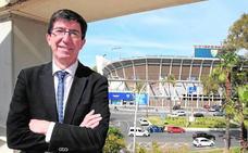 Juan Marín: «Vamos a impulsar la Costa del Sol con eventos a nivel mundial que la coloquen en primera línea»