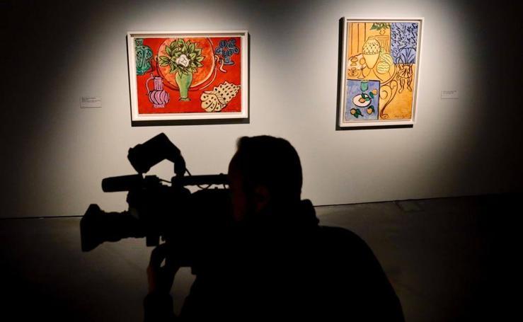 El Pompidou de Málaga toca techo con Matisse