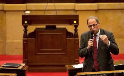 La Guardia Civil irrumpe en la Cámara catalana en busca de facturas del 1-O