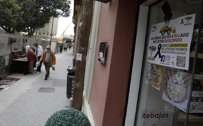 La cara y la cruz de la Alameda Principal de Málaga