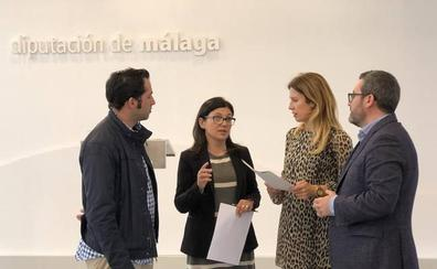 Alcaldes del PSOE exigen a la Diputación que dedique más recursos a los municipios