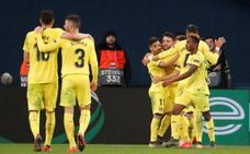 Clase magistral de fútbol del Villarreal en Europa