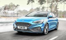Ford Focus ST, cómodo y divertido de conducir