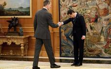 Juanma Moreno destaca el papel «esencial» para España de Felipe VI