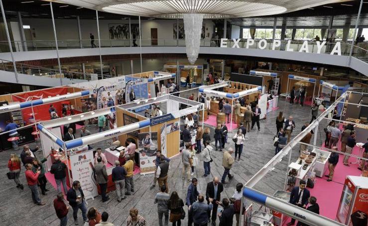 Expoplaya, en el Palacio de Ferias de Torremolinos
