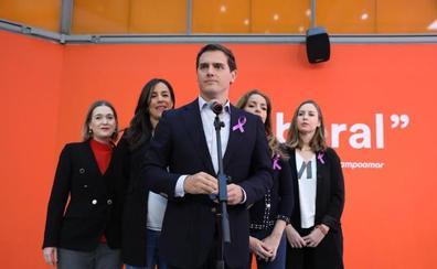 Rivera pone a prueba su política de fichajes en las primarias de Ciudadanos