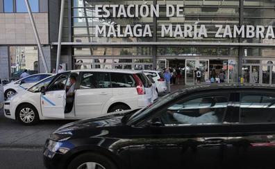 El taxi de Málaga se refuerza los fines de semana ante el auge de Uber y Cabify