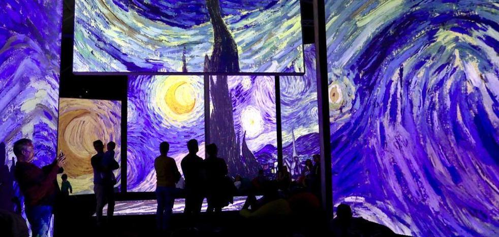 Dentro de Van Gogh