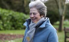 Theresa May, la obstinación política como fuerza o debilidad
