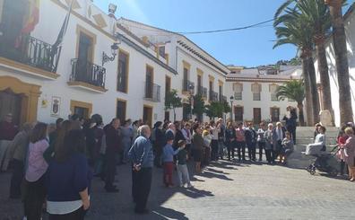 Tres días de luto en Estepona y concentración en Montejaque