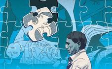 Picasso vuelve al cómic para evitar que roben el Guernica