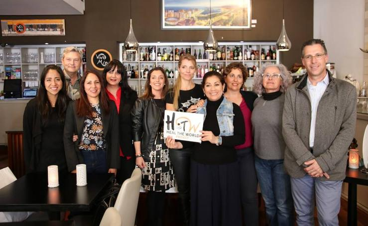 La vida social en Málaga durante la última semana (del 11 al 15 de marzo)