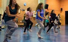Más de 240 alumnas se suman a la V Semana Deportiva de la Mujer