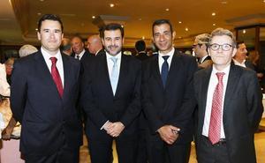 Premios del círculo de juristas Leal Aragoncillo en Marbella