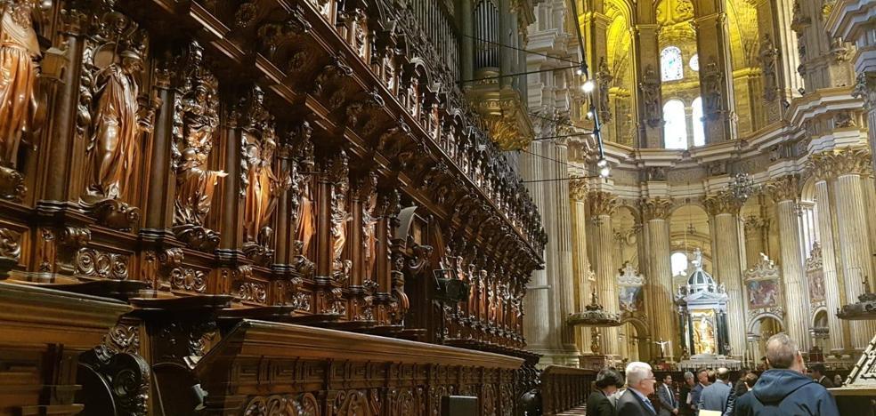 Málaga se prepara para el reencuentro con Pedro de Mena
