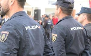 Detienen a una mujer por robar en dos centros médicos y un bar de la zona centro de Málaga