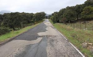 La Junta prevé licitar en abril las obras de mejora de la carretera que une la Serranía de Ronda y la Sierra de Cádiz